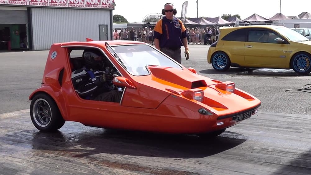Smart Car With Hayabusa Engine >> Hayabusa Bond Buggy 1 4 Mile 11 22 117mph