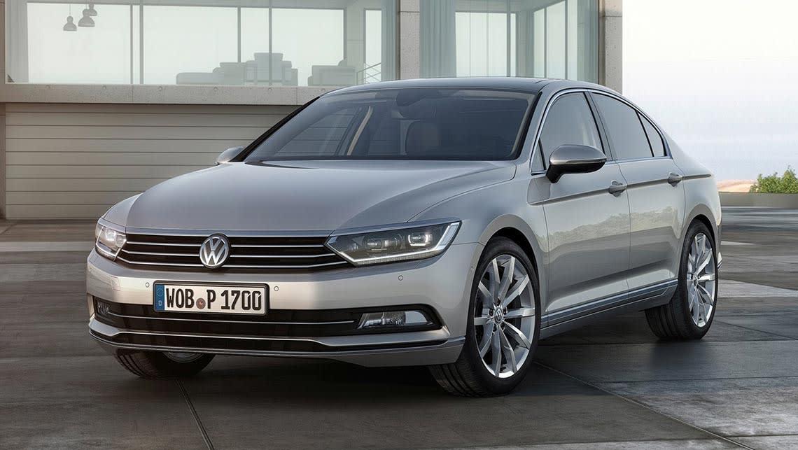 Volkswagen Passat Sedan 2015 Review Carsguide