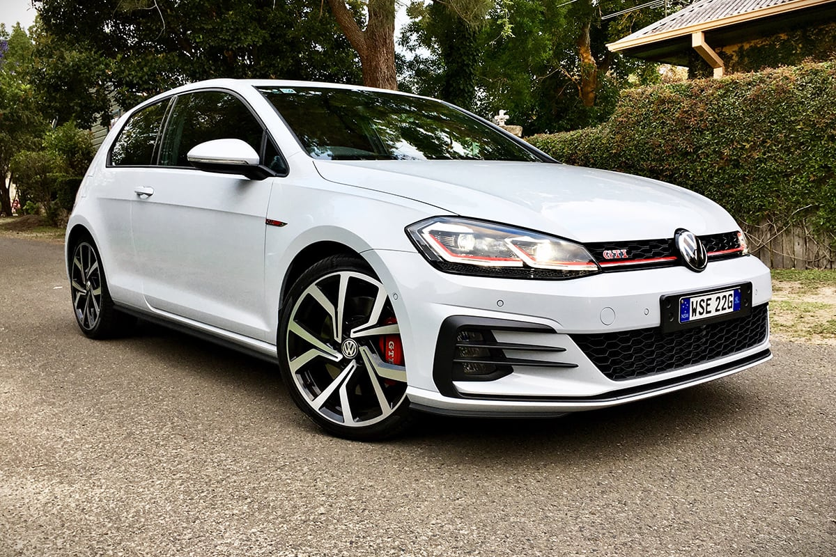 Vw Golf Gti Performance Edition 1 2018 Review Carsguide