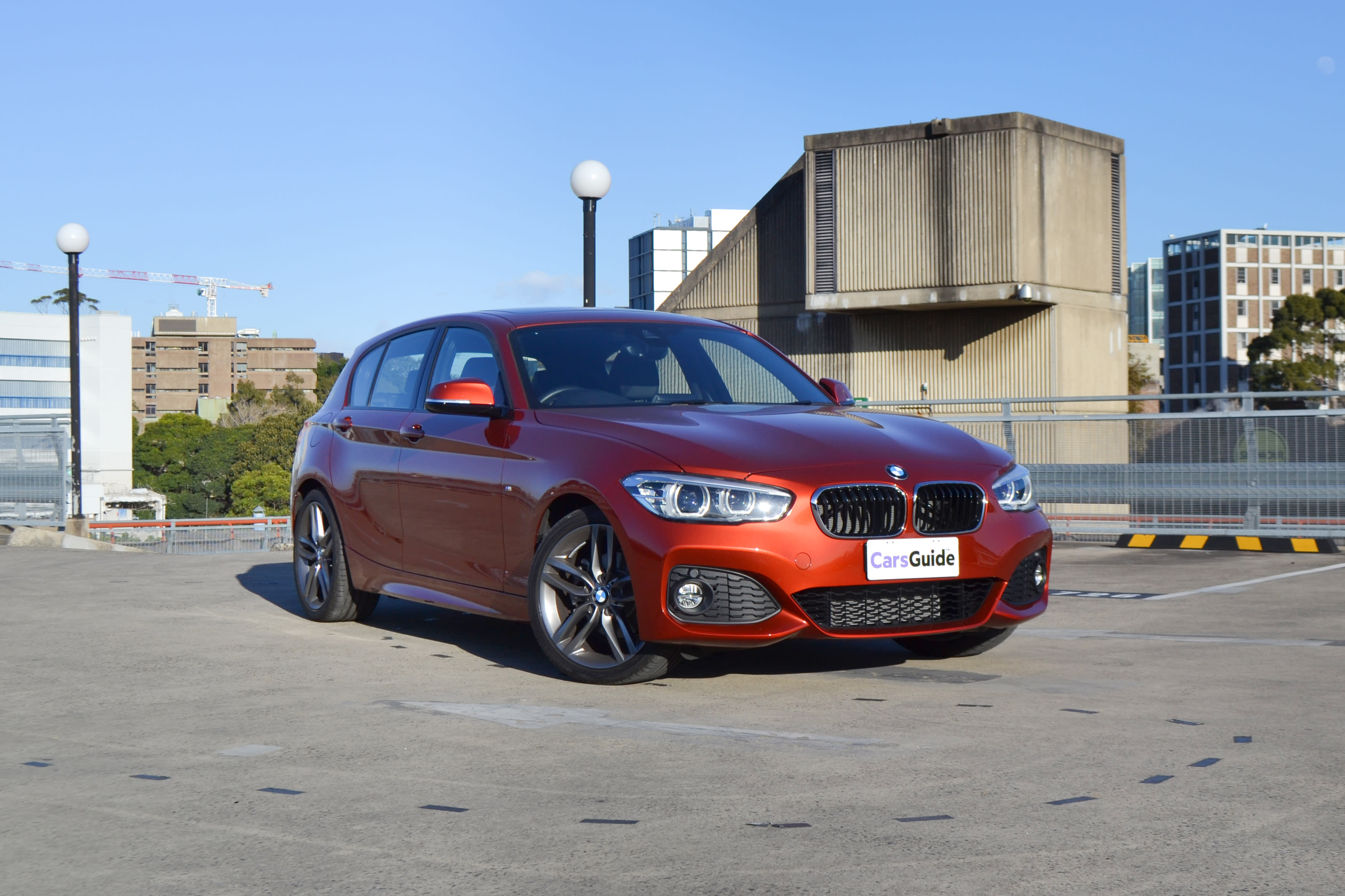 Bmw 1 Series 2018 Review Carsguide