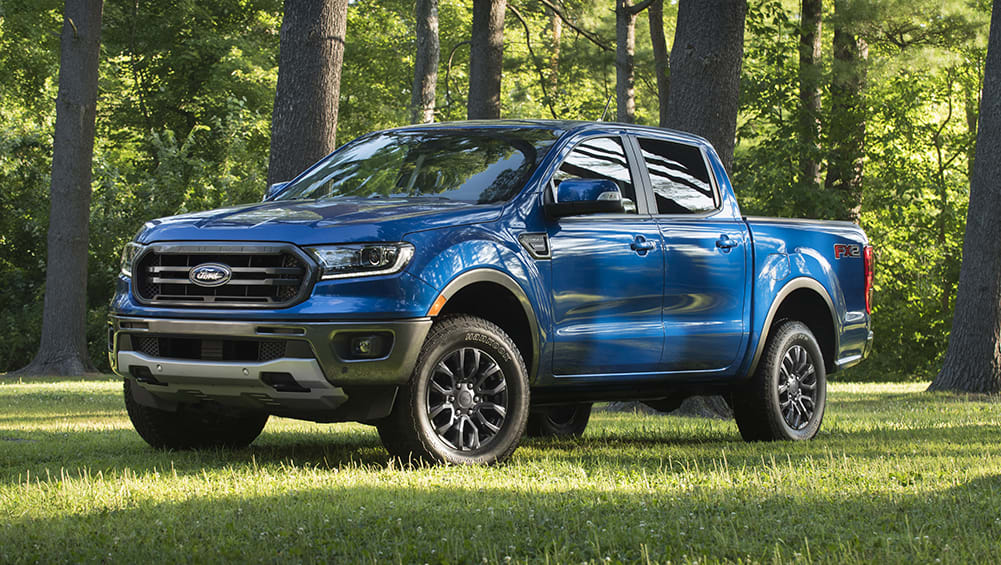 Ford Ranger FX2 turns your 2WD ute into a tougher truck
