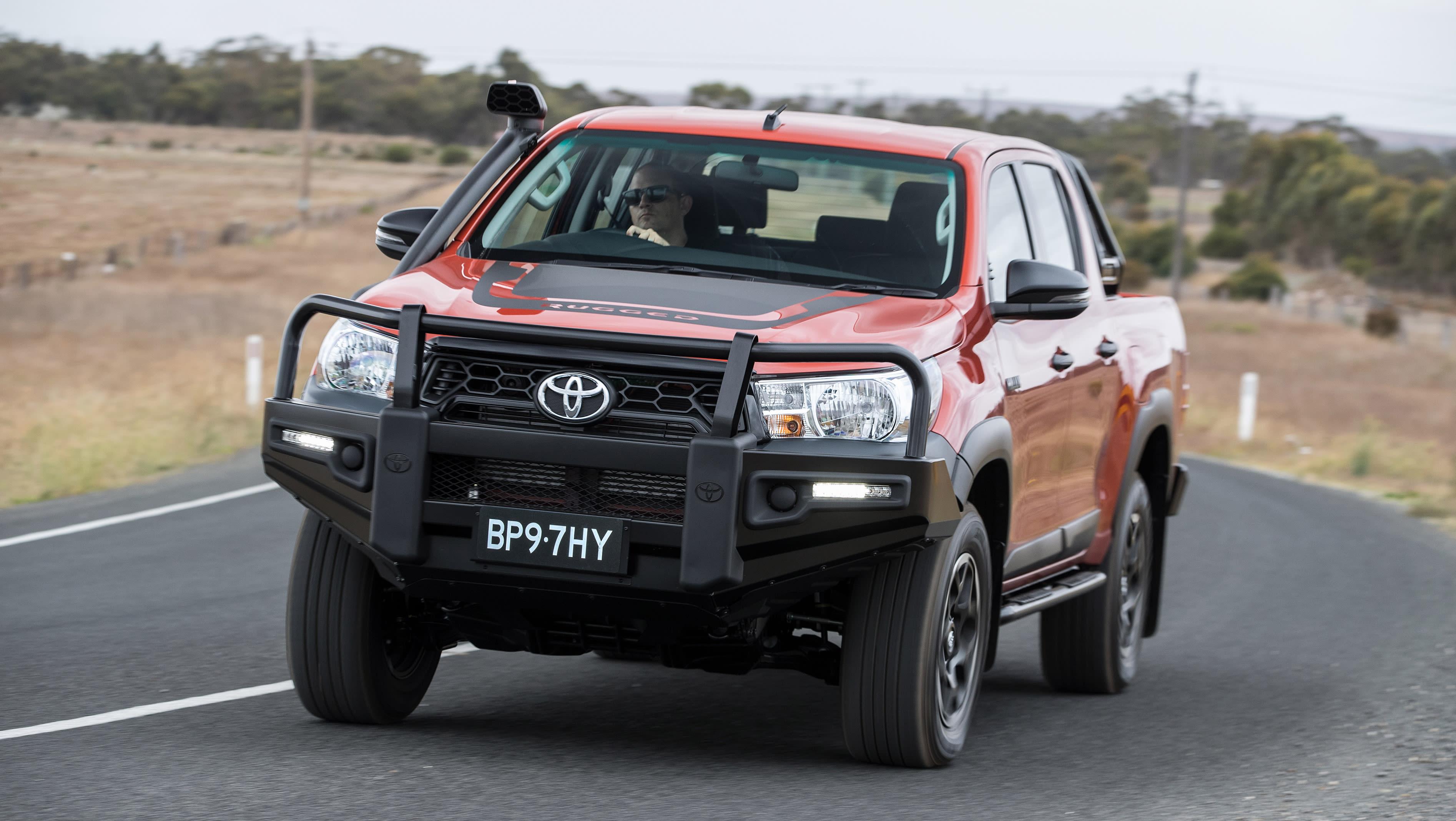 Toyota HiLux, Prado, Fortuner DPF problems could ignite