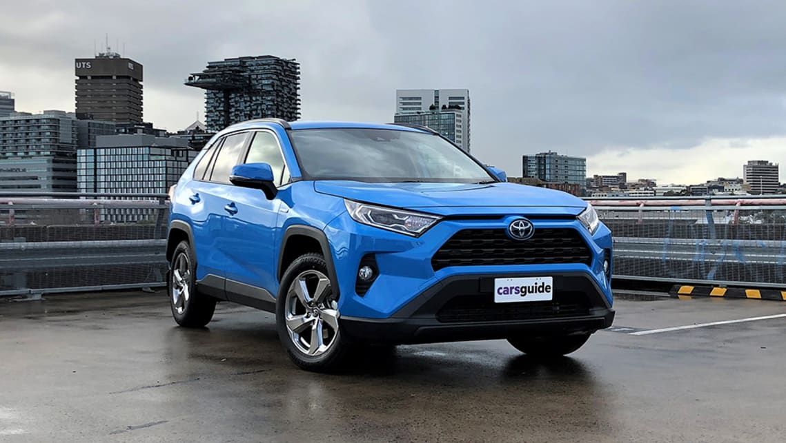 RECALL: New Toyota RAV4 owners asked to drive with caution due to potentially broken suspension