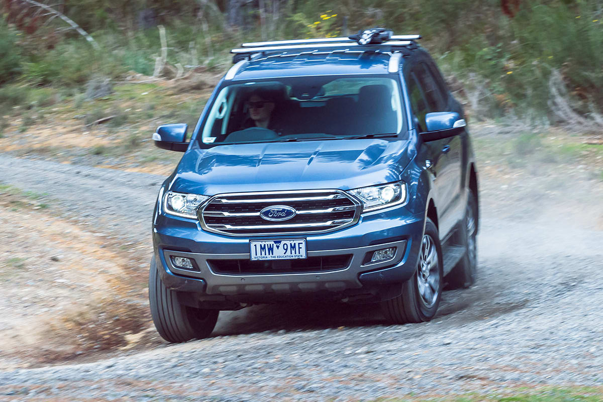 Ford Everest Trend 2019 2020 Review Snapshot