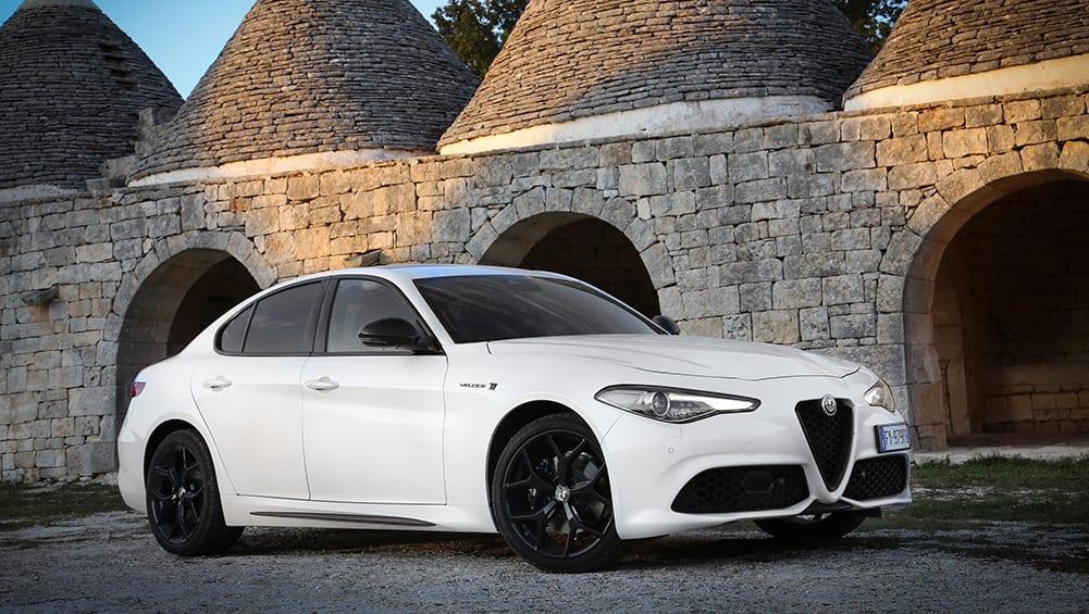Alfa Romeo Giulia >> Alfa Romeo Giulia 2020 revealed: Sedan gets major tech ...