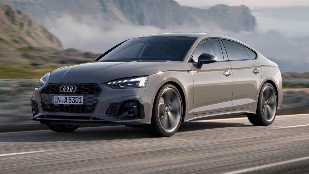 audi a5 2020 revealed  mild-hybrid tech comes to coupe  sportback and cabriolet mid-sizer