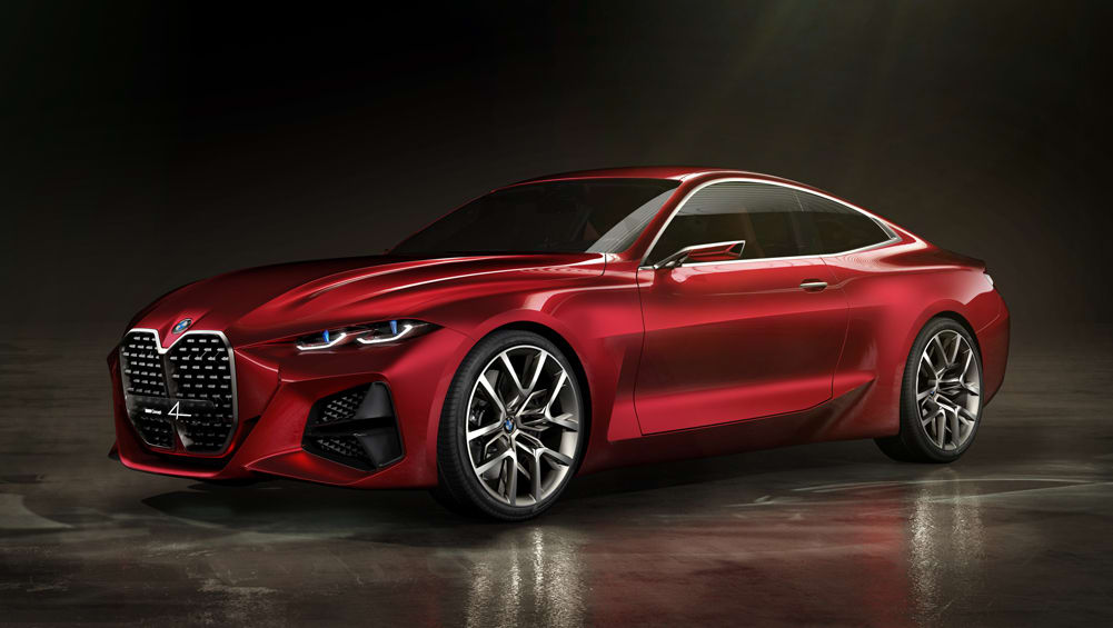 bmw 4 series 2021 previewed by concept 4