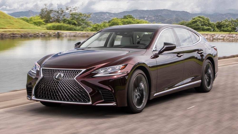 lexus ls 2020 pricing and spec confirmed  ultra