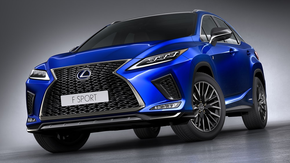 Lexus F Sport >> Lexus RX 2020 pricing and spec confirmed: Lower point of ...