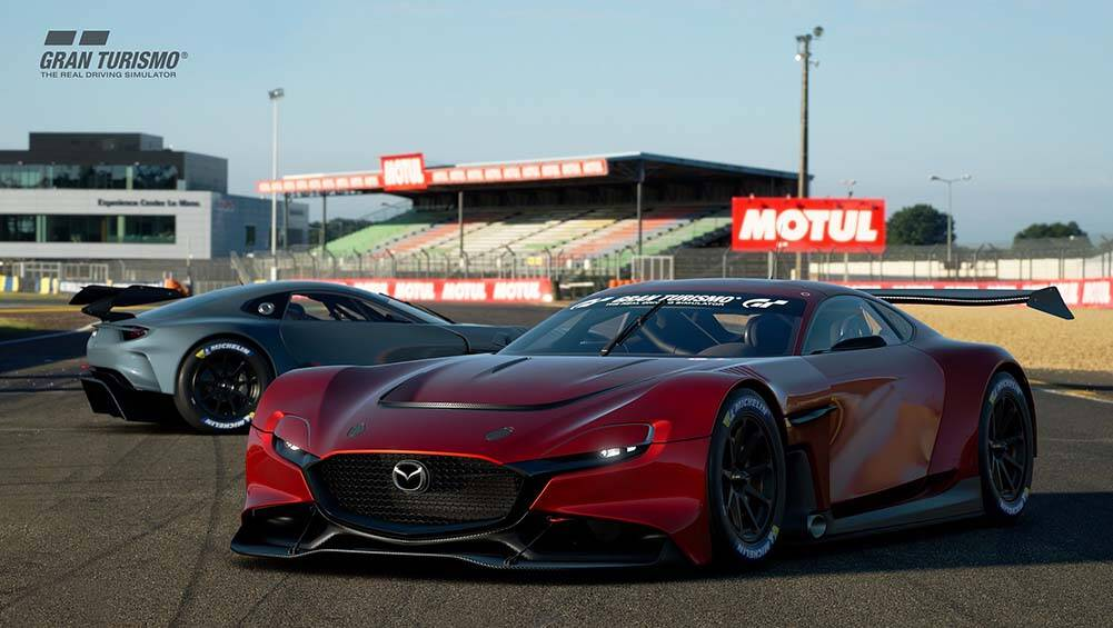 Mazda launches new rotary sports car for 100th anniversary