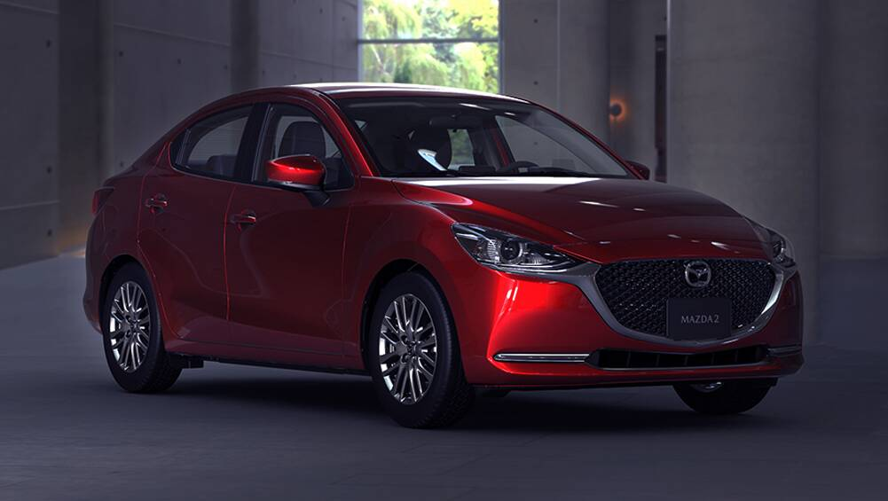 Smart Buy Auto >> Mazda 2 sedan 2020 detailed: Higher point-of-entry price ...