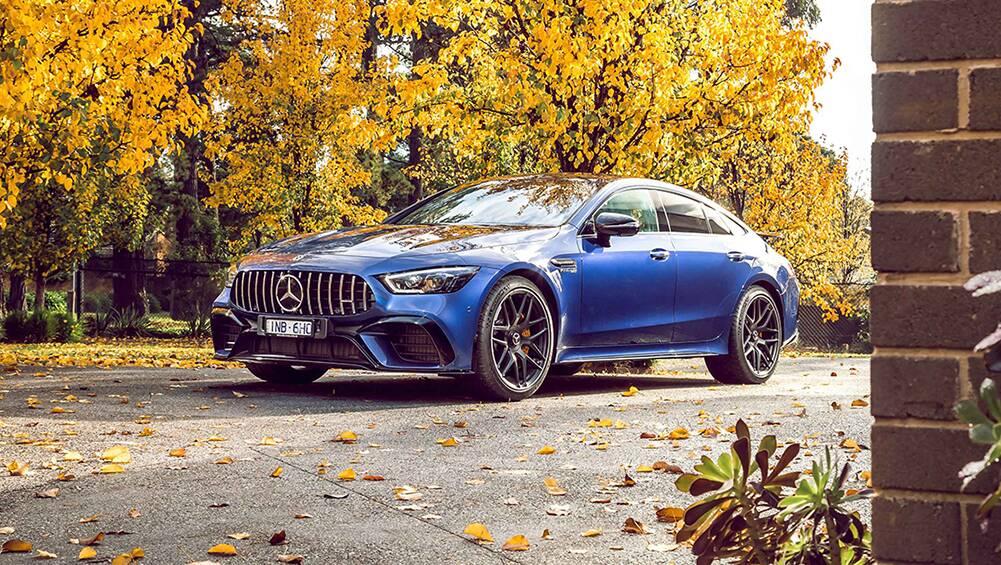 First AMG hybrid confirmed! Mercedes-AMG GT 4-Door plug-in hybrid set for 2020