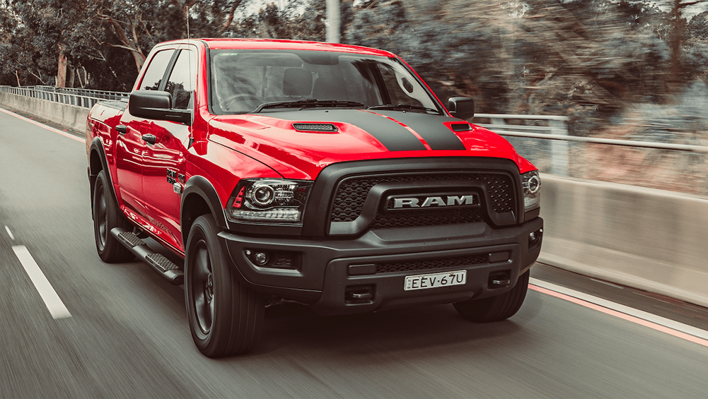 New Ram 1500 2020 pricing and spec detailed: V8-powered Warlock summoned to cast a spell on Ford Ranger Raptor buyers