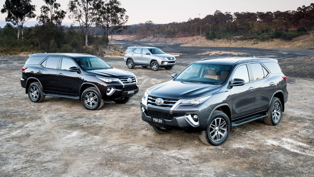 toyota fortuner 2020 pricing and spec confirmed  slight price rise for boosted safety equipment