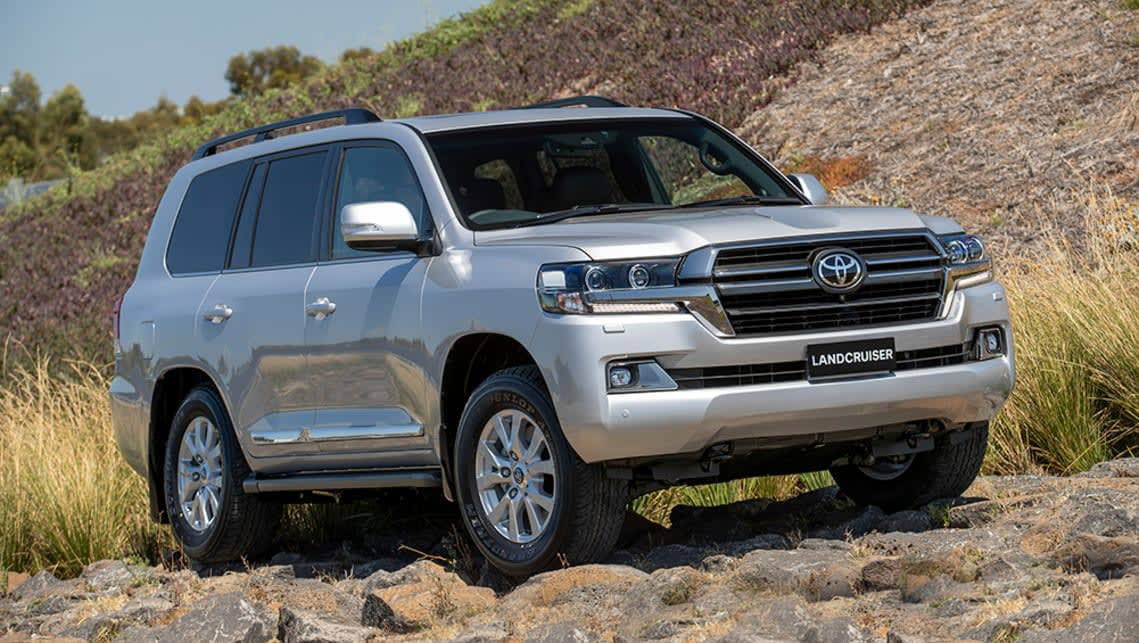 New Toyota Land Cruiser 200 Series 2021 pricing and specs detailed: Ageing off-road icon now costs more to buy