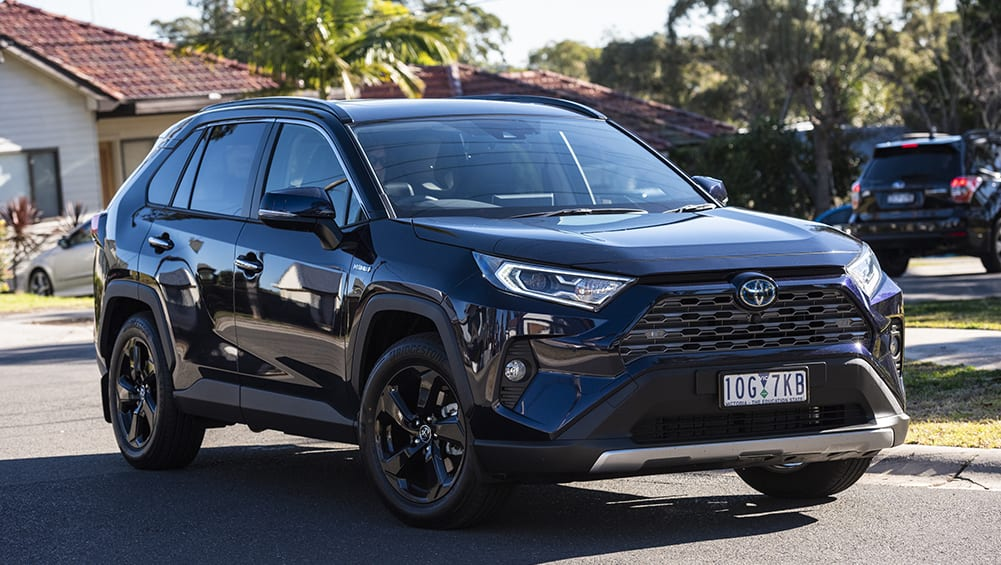 Toyota RAV4 Hybrid wait time up to six months - but now ...