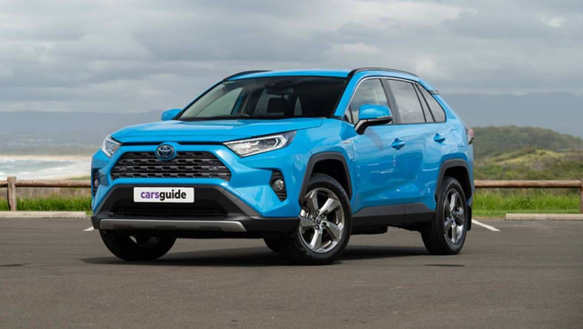 New Toyota RAV4 2021 pricing and specs detailed: Mazda CX-5 and Hyundai Tucson rival now more expensive