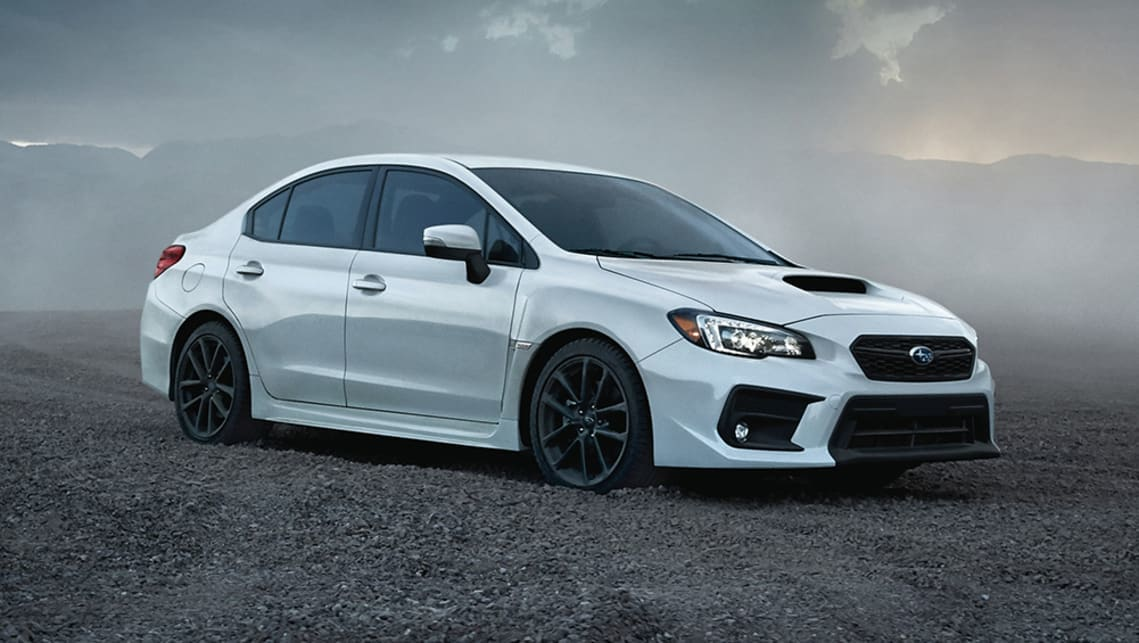 New Subaru WRX 2021 detailed! Performance icon to get 2.4 ...