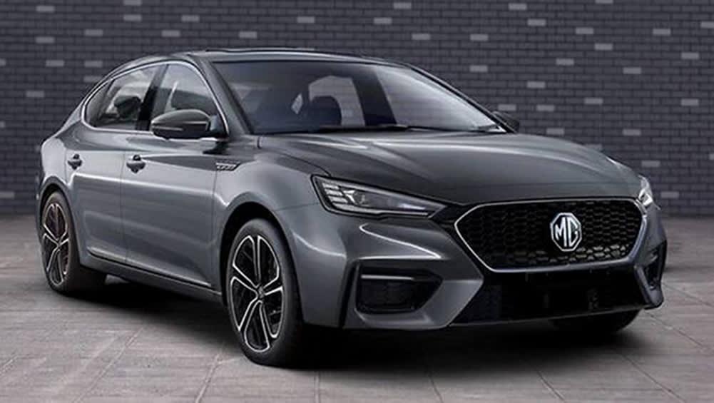 new mg 6 2021 detailed facelifted mazda 3 sedan rival