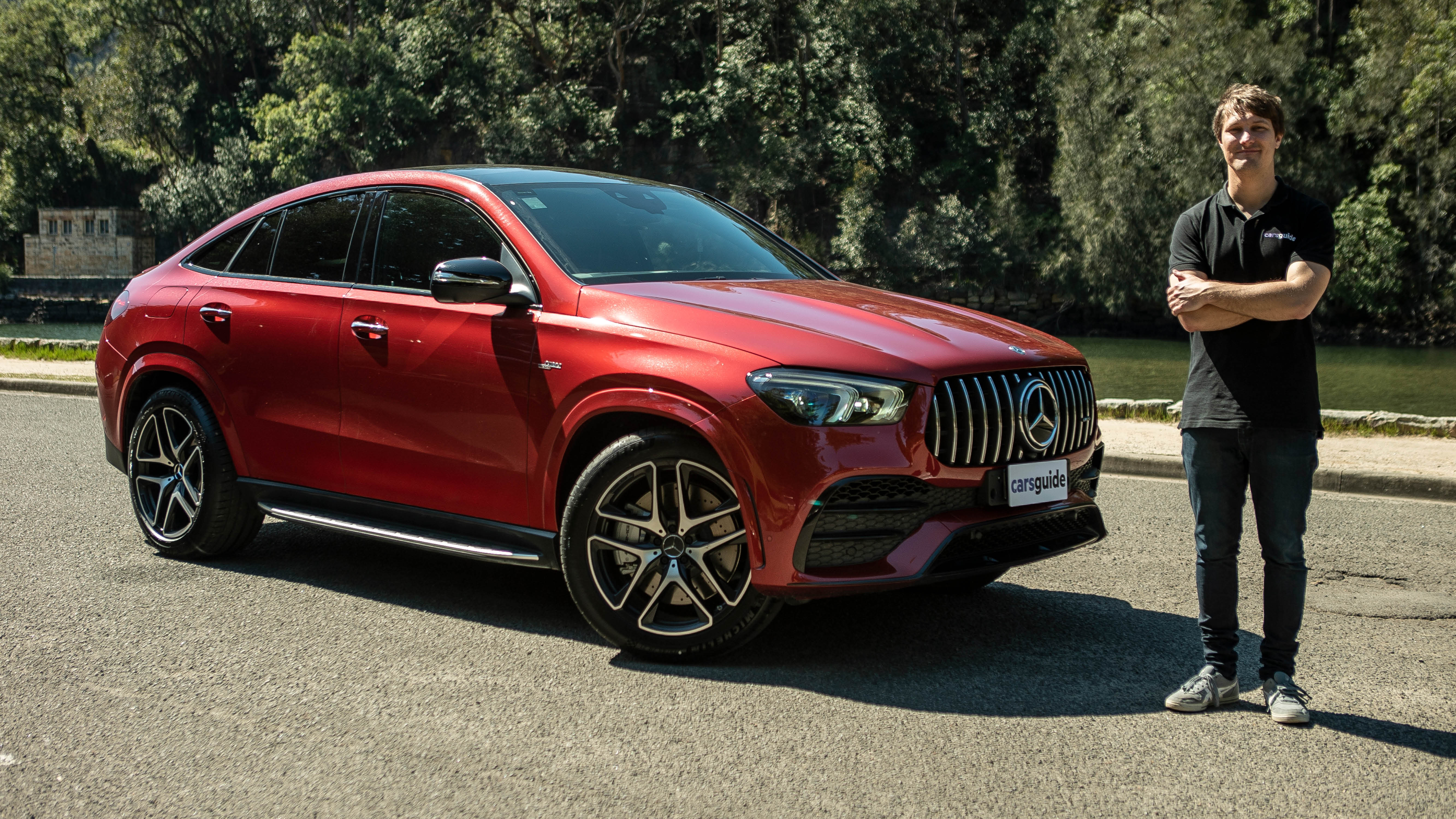 Mercedes Amg Gle 2021 Review 53 Coupe Carsguide