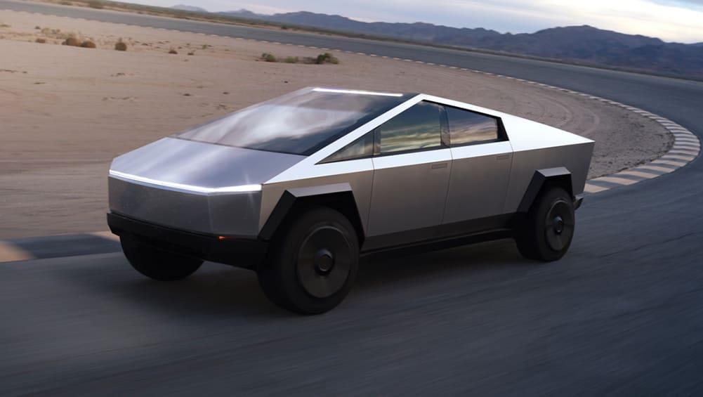 Tesla Used Cars >> Tesla Cybertruck 2022 revealed: The world's quickest ute ...