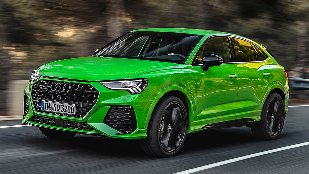 Audi Used Cars >> Audi RS Q3 2020 confirmed: More power, two body styles for hi-po small SUV - Car News | CarsGuide