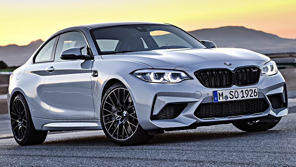 bmw m2 competition 2018 pricing and specs confirmed
