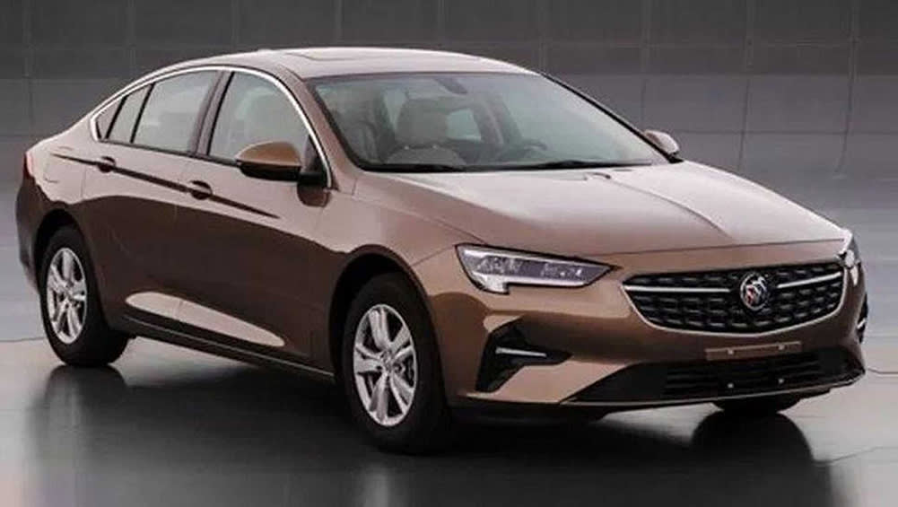 Holden Commodore 2020: Leaked images may reveal new-look ...