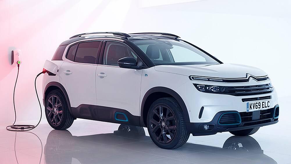 We Buy Used Cars >> Citroen C5 Aircross Hybrid 2020: French carmaker begins ...