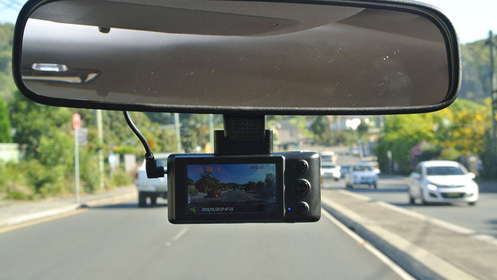 The benefits of having your own dash-cam - Car Advice