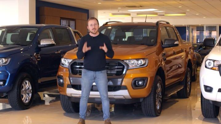 Ford Ranger Walk Through cover image