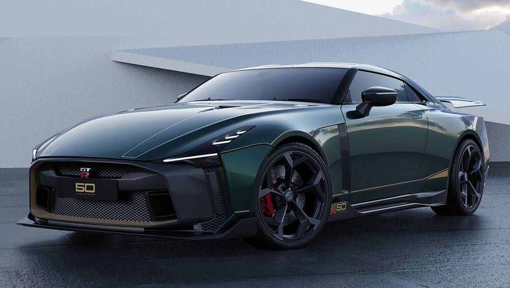 New Nissan 400Z and GT-R high on Australian wishlist - Car ...