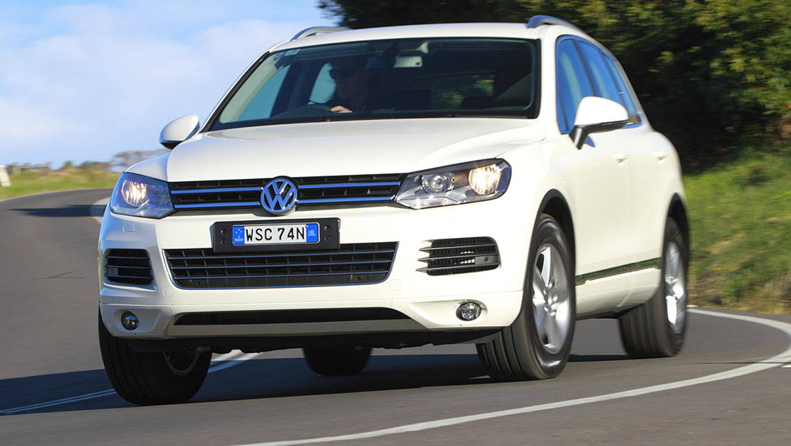 Used Vw Touareg Review 2011 2012 Carsguide
