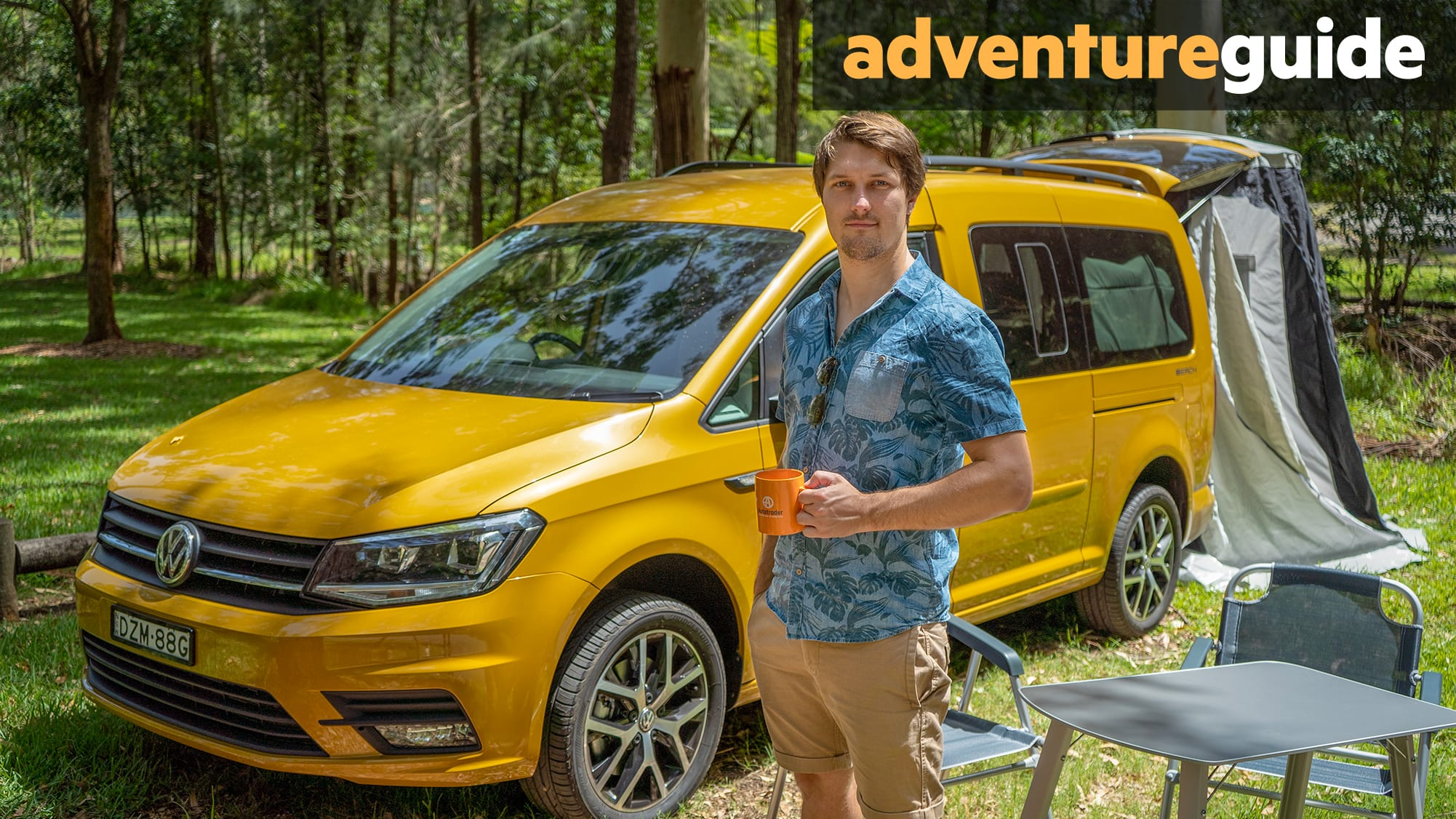 Vw Caddy Beach 2019 Review Carsguide