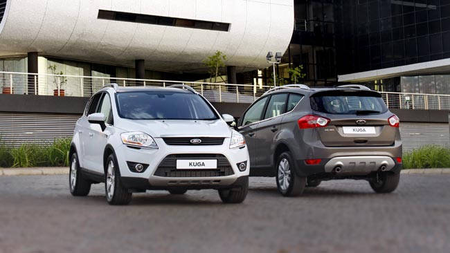 Ford Kuga Technical Specifications Car News Carsguide