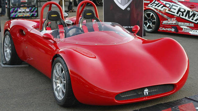 Spartan V car with Ducati V-twin engine - Car News | CarsGuide