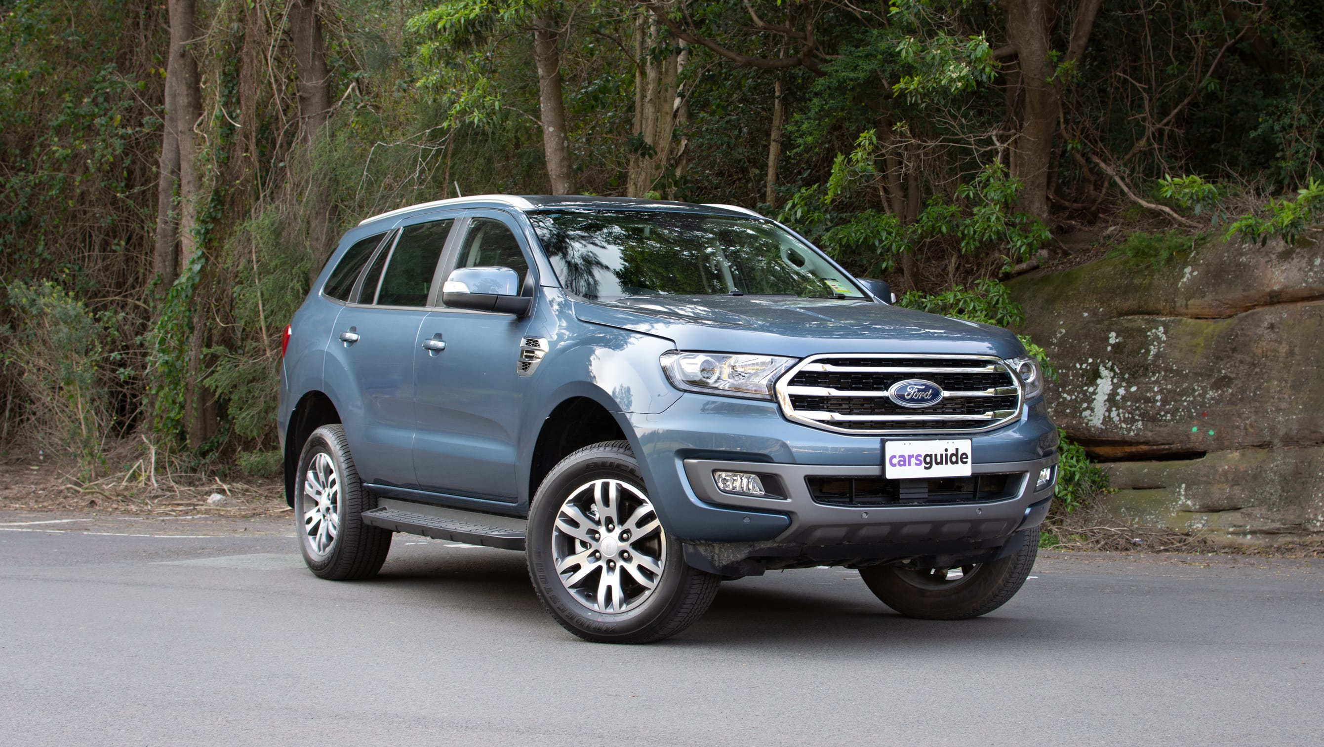 Ford Everest Trend Bi Turbo 2019 2020 Review