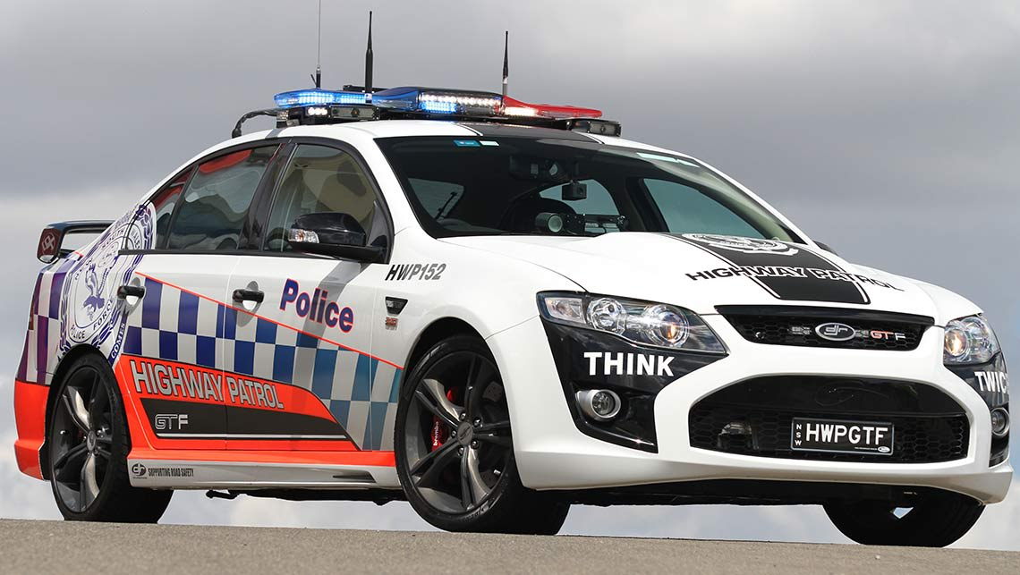 Australia's most powerful police car - Car News | CarsGuide
