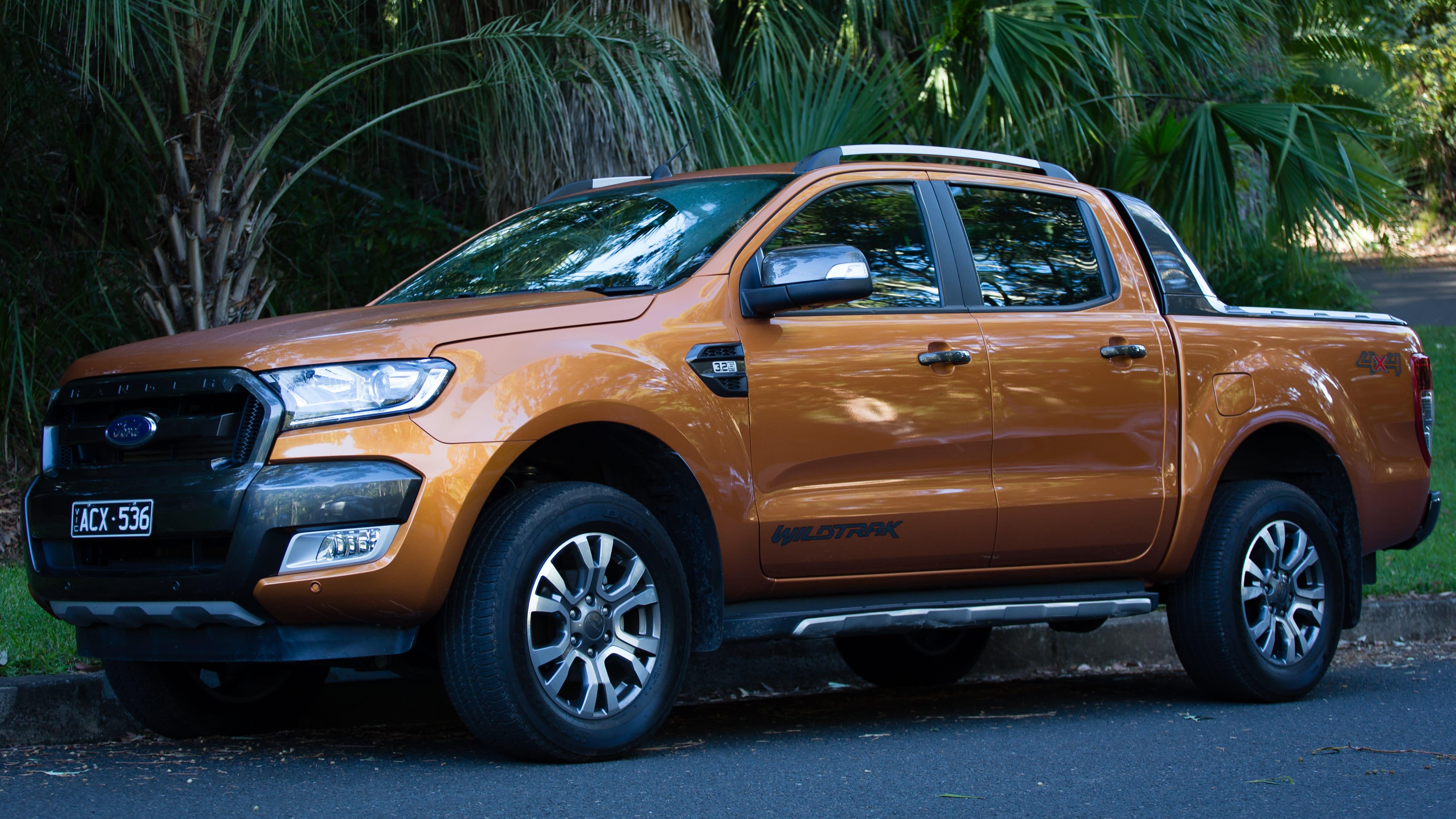 Ford Ranger 2017 >> Ford Ranger Wildtrak 2017 Carsguide