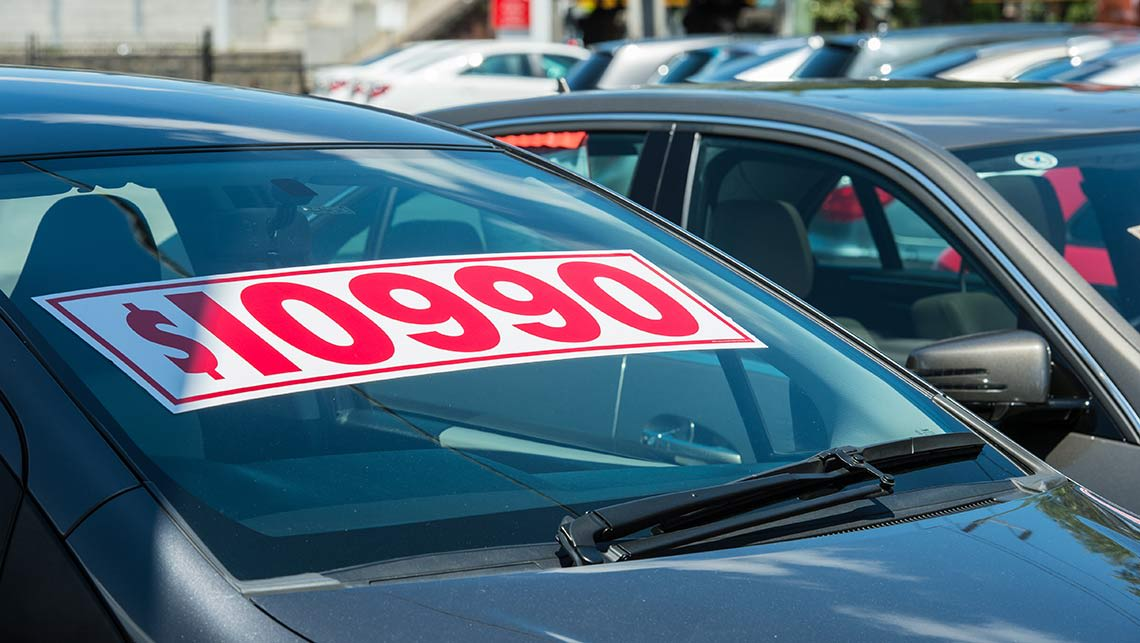 Buying and selling an unregistered car: Everything you need