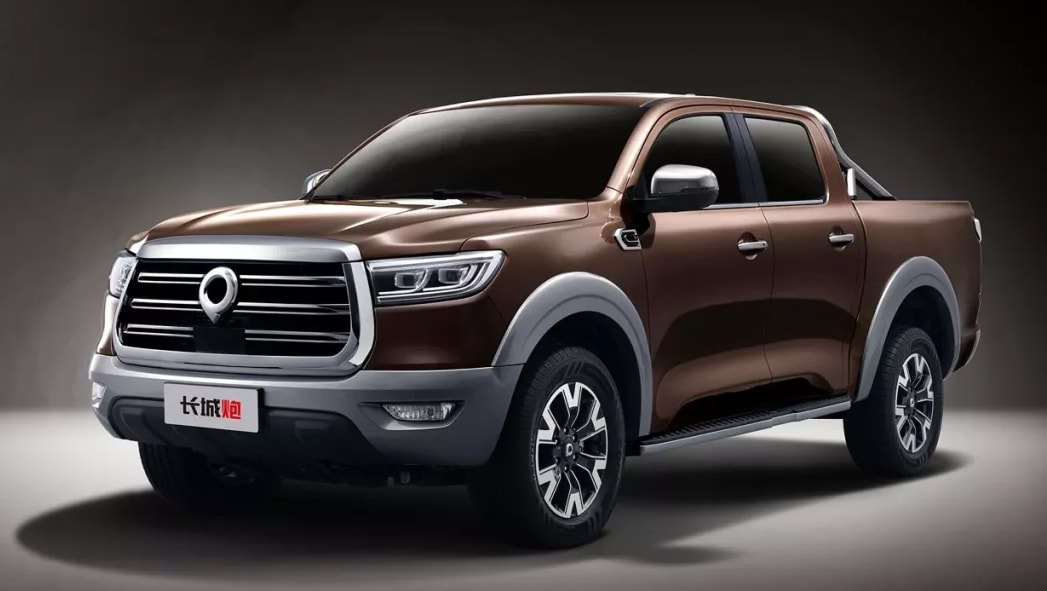 Smart Buy Auto >> China's Toyota HiLux-slayer finally revealed! Our first ...