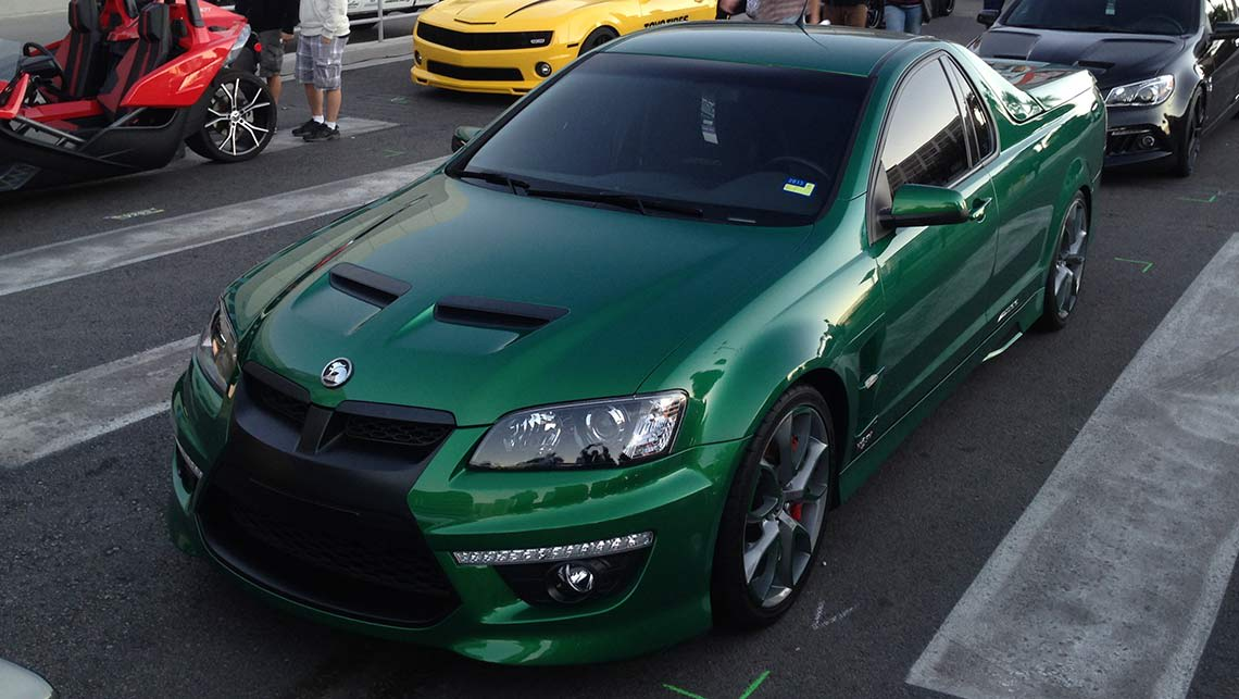 Holden ute exported to the USA - Car News | CarsGuide