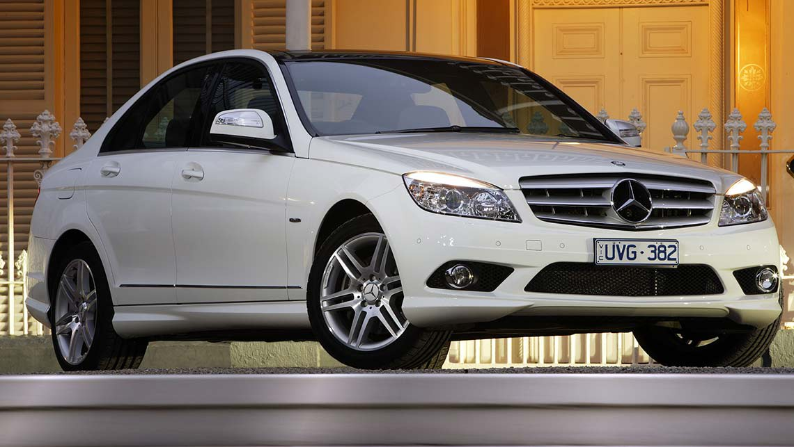 mercedes c 200 avantgarde 2011