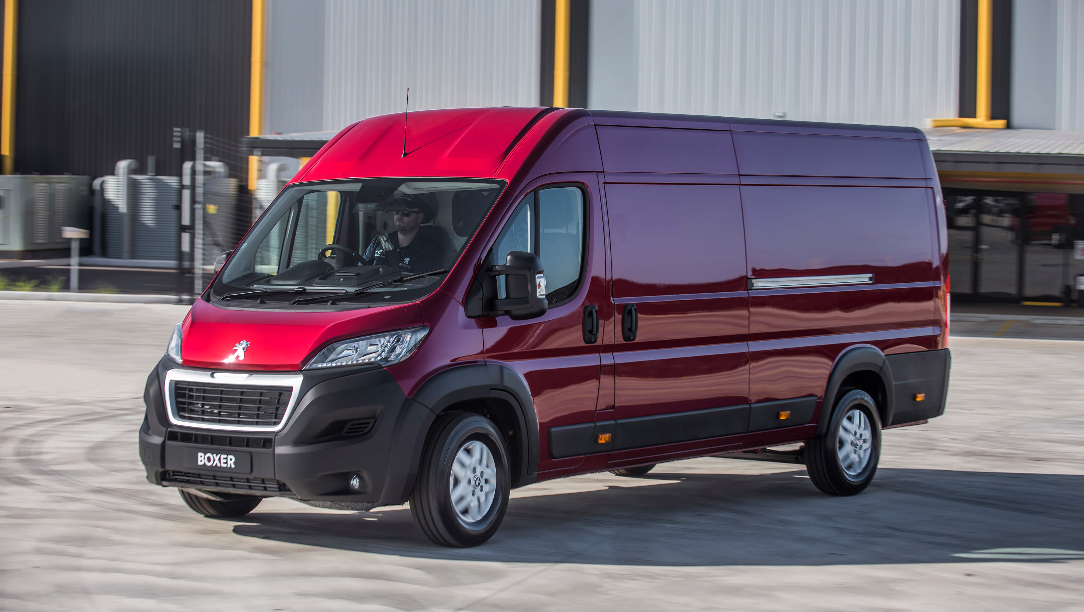 Peugeot Boxer 2020 Pricing And Spec Confirmed Large Van