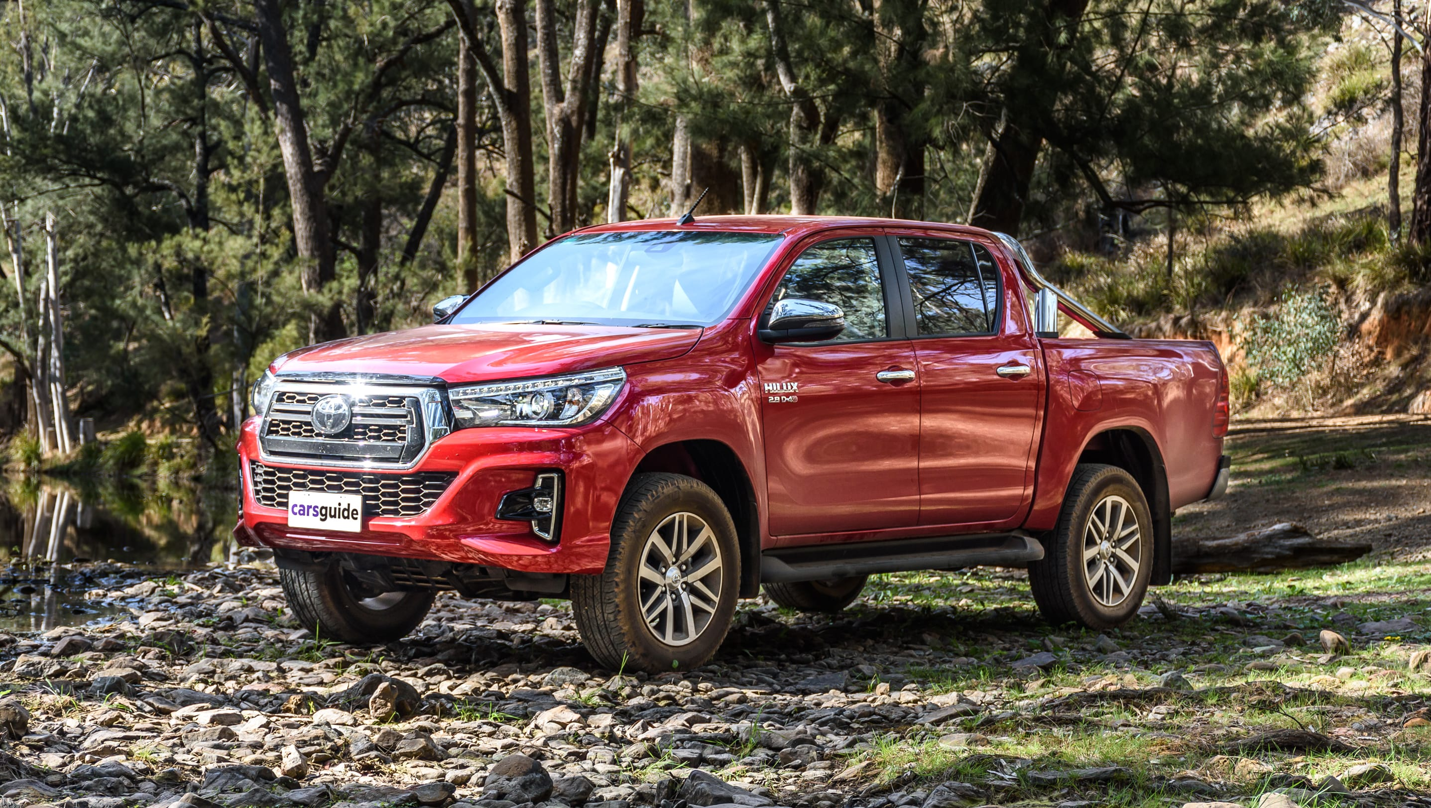 Toyota Hilux 2020 Review Sr5 Carsguide
