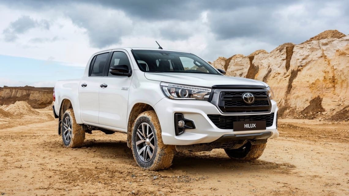toyota hilux        refreshed ford ranger rival car news