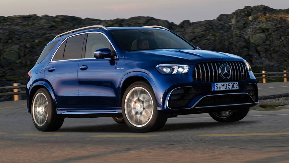 Mercedes-AMG GLE and GLS 63 2020 detailed: Even more power for large SUV bruisers