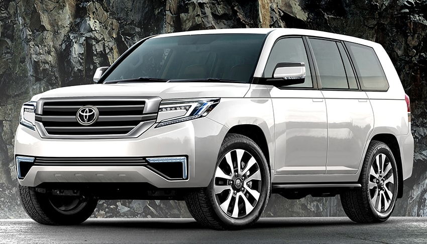 toyota land cruiser 300 series - what we know so far