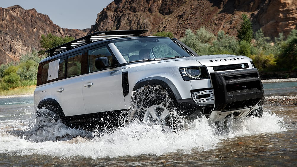 Best Off Road Suv 2020.Land Rover Defender 110 2020 Pricing And Spec Confirmed