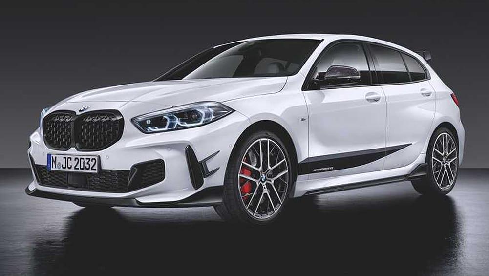 BMW M135i xDrive M Performance Parts revealed - Car News
